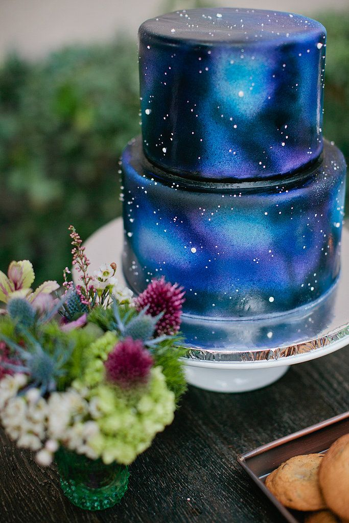 35 Inspirational Ideas To Make A Stunning Starry Night Wedding