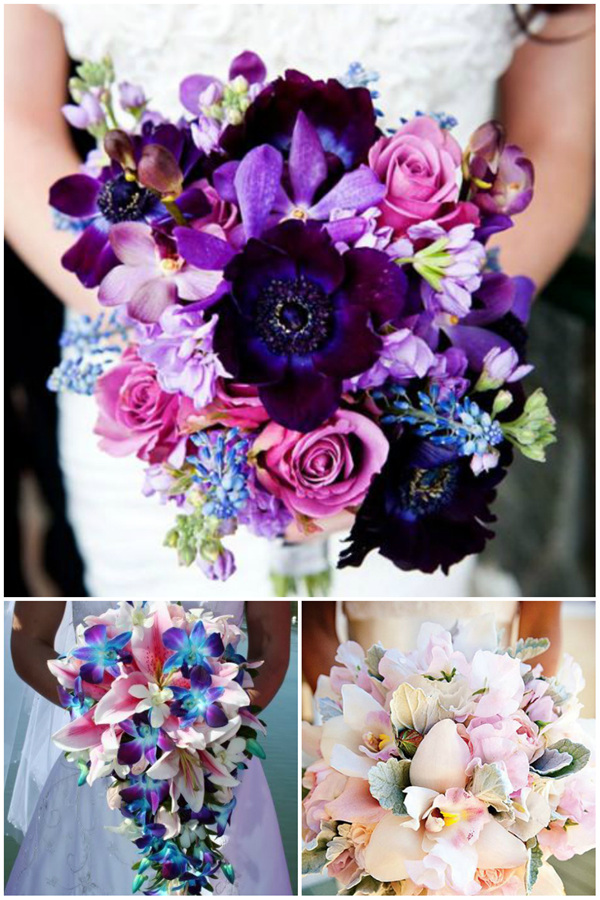 29 eye catching wedding bouquets ideas for 2016 spring orchid wedding bouquets for 2016 spring wedding mightylinksfo