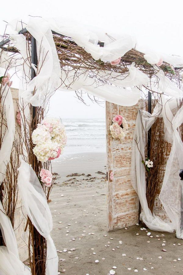 35 Gorgeous Beach Themed Wedding Ideas Elegantweddinginvites Blog
