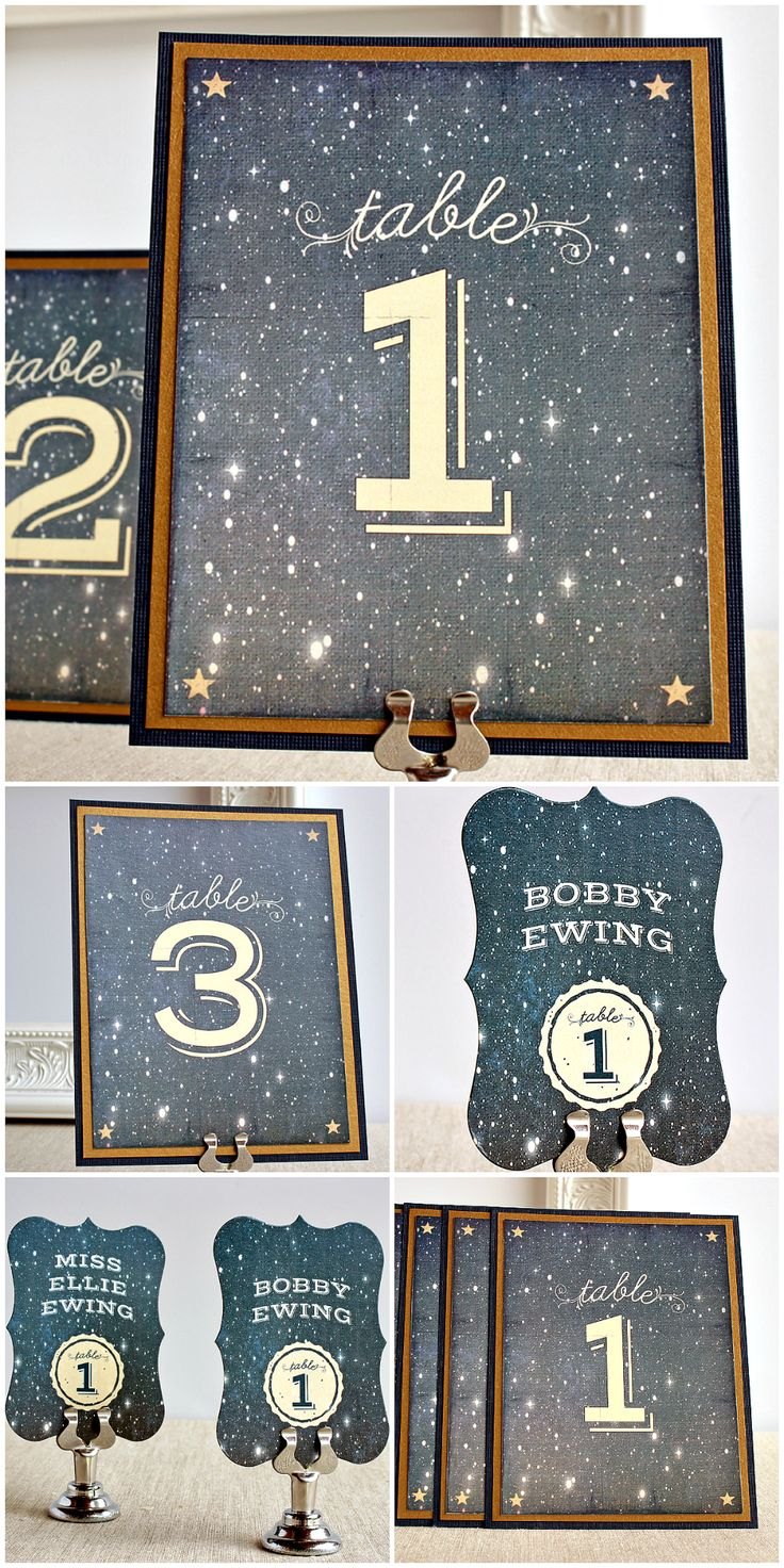 35 Inspirational Ideas To Make A Stunning Starry Night Wedding ...