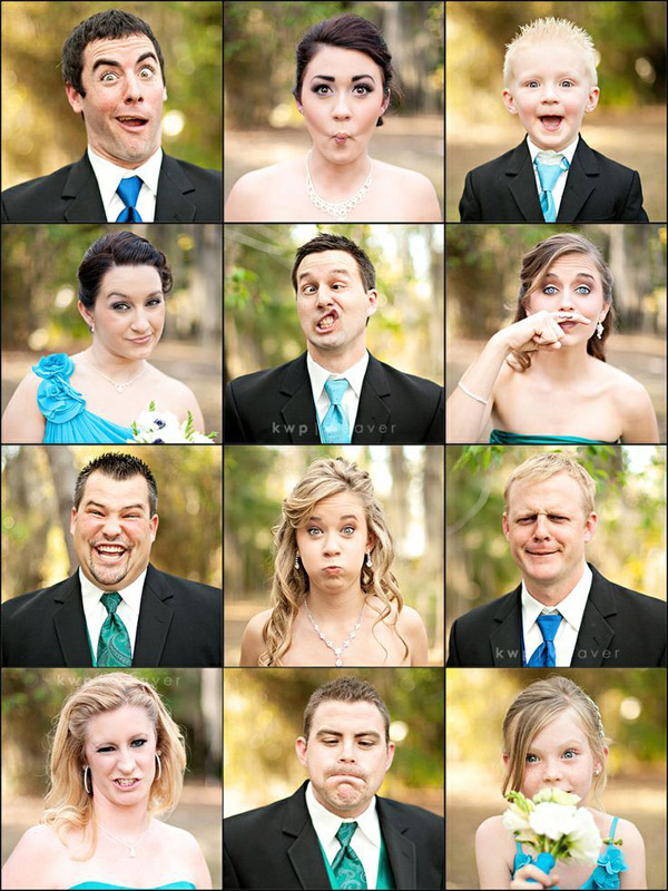 super fun wedding photo ideas and poses