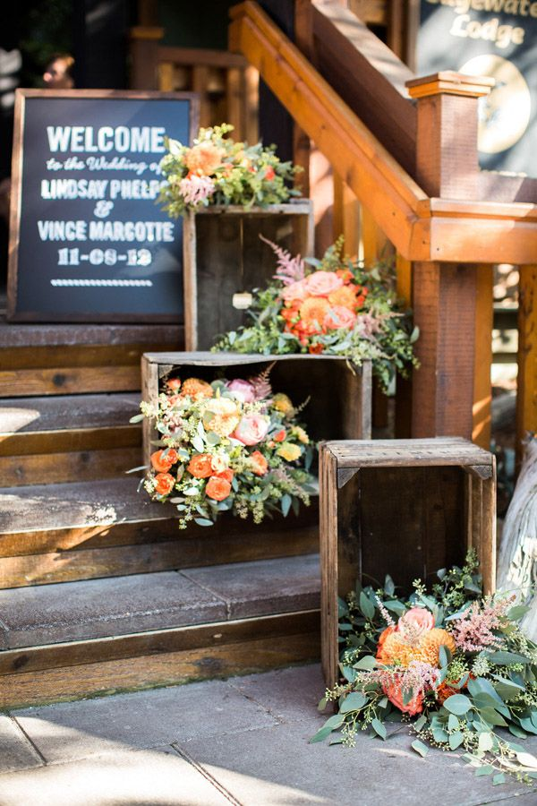 sweet rustic wedding decor ideas & 30 Awesome Rustic Wedding Sign Ideas u2013 Elegantweddinginvites.com Blog
