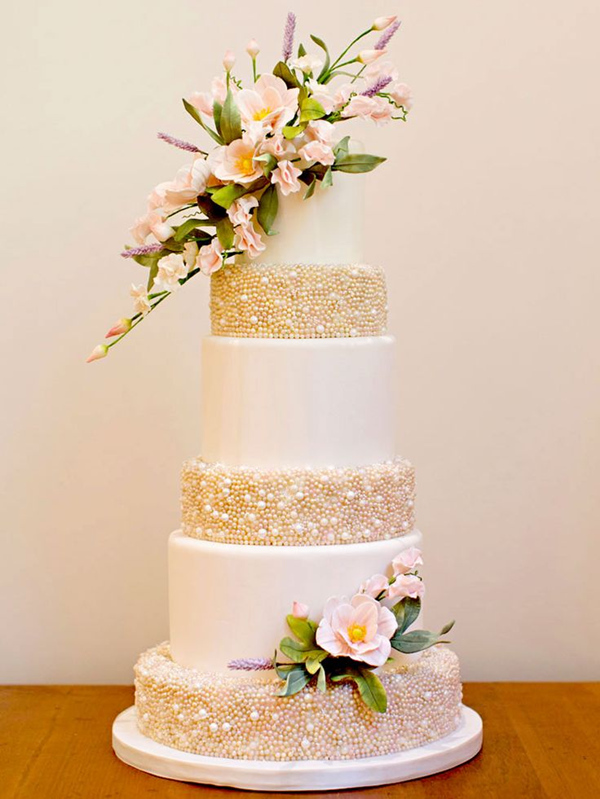 Wedding Cake Ideas Inspired By The Romance And Whimsy Of Garden Weddings