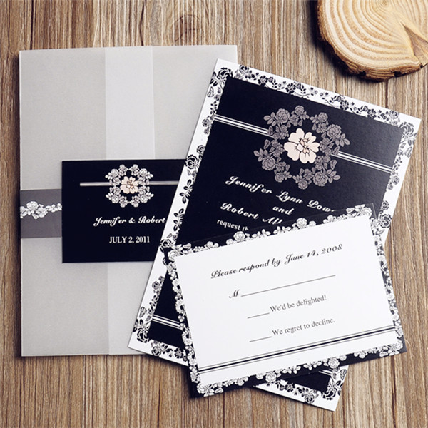 black-and-white-shabby-chic-vintage-floral-pocket-wedding-invites-EWPI075
