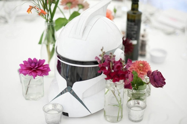 May The Force Be With You21 Creative Star Wars Themed Wedding Ideas