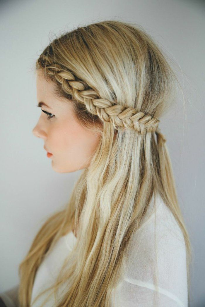 super easy boho wedding hairstyles