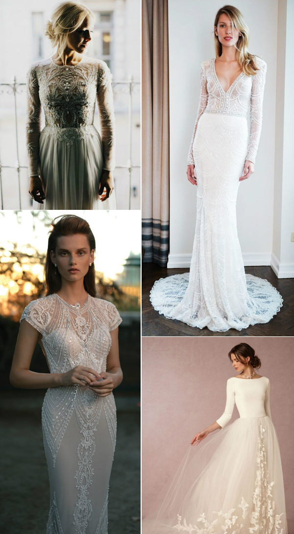 elegant wedding dresses to inspire any modern bride