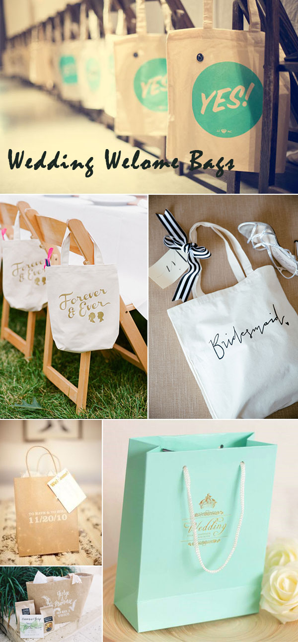 large wedding welcome bags that your guest will love