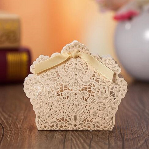 Elegant Wedding Favor Boxes