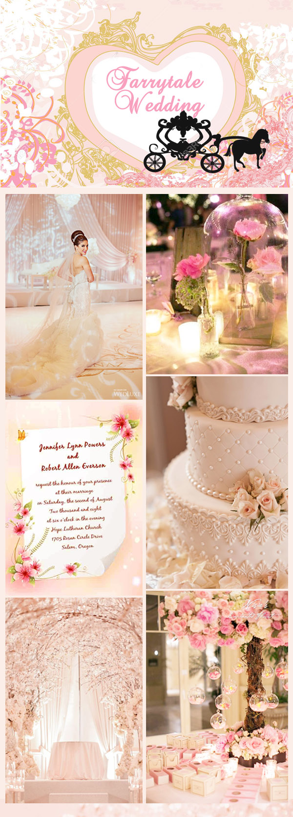 Top Ten Wedding Theme Ideas With Beautiful Invitations Part