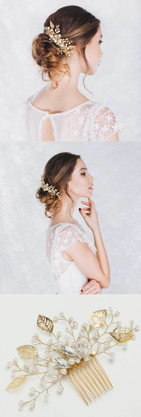 Wedding Accessories For Brides:20 Charming Bridal Headpieces ...