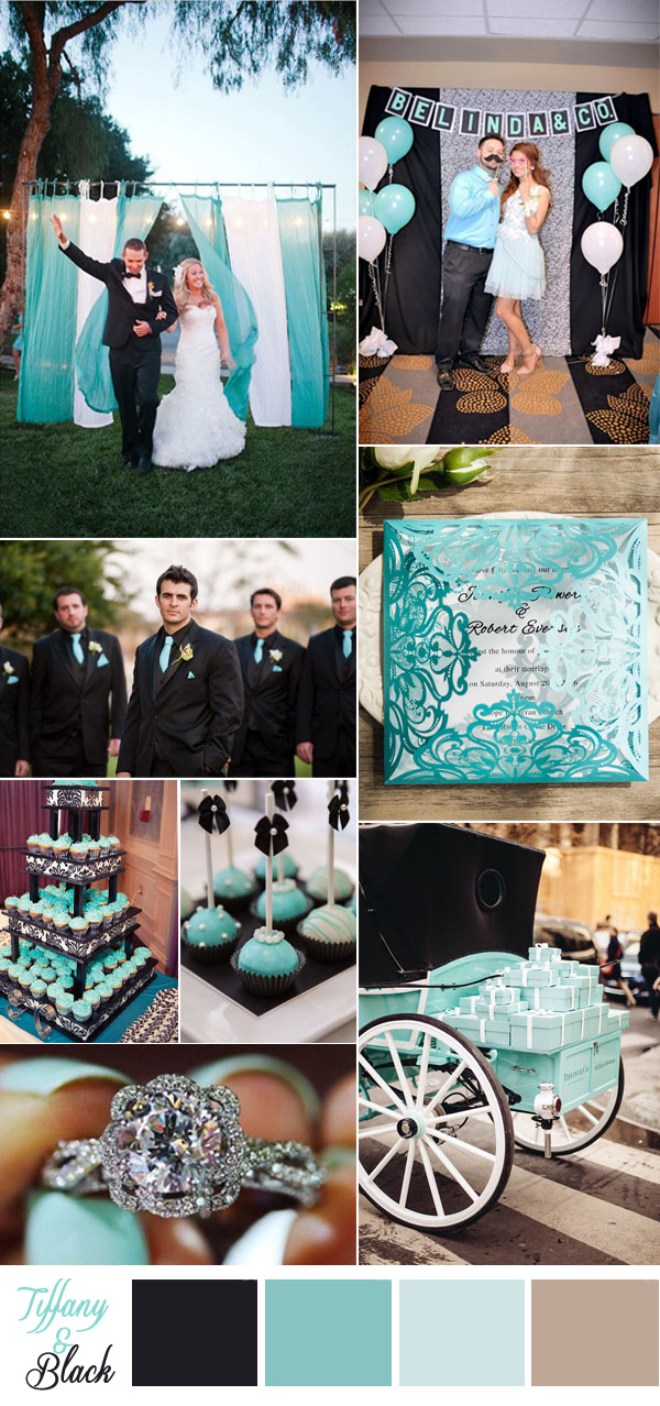 Awesome Ideas For Your Tiffany Blue Themed Wedding ...