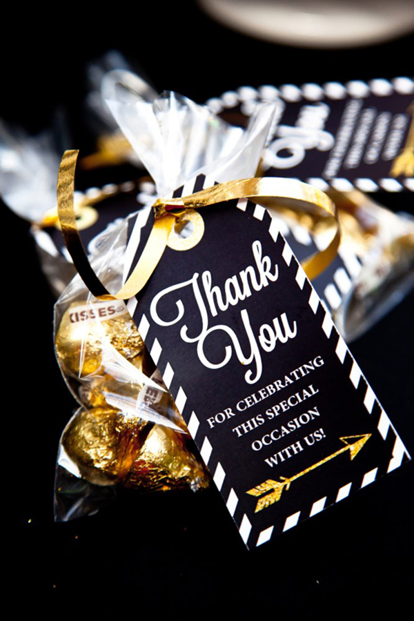 29 Luxurious Black And Gold Wedding Ideas – Elegantweddinginvites ...