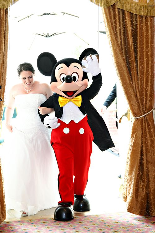 disney wedding ceremony ideas