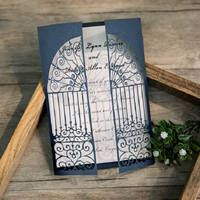 modern-navy-blue-gate-folded-laser-cut-wedding-invitations-EWWS130-3