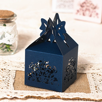navy-blue-laser-cut-wedding-favor-boxes-EWFB112