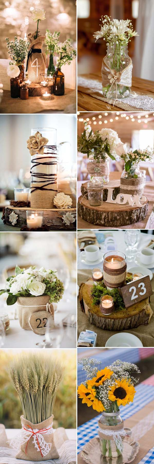 Diy wedding table decorations ideas  Robin Goggin robing on Pinterest
