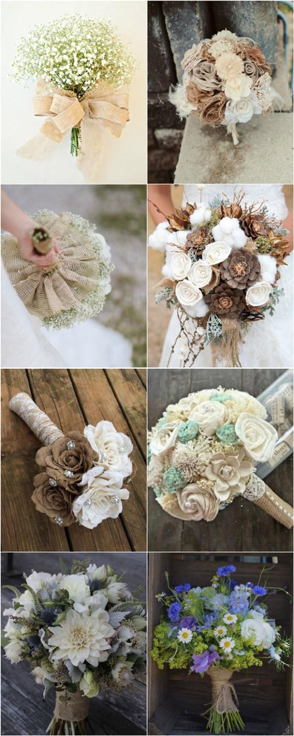 30+ Rustic Burlap And Lace Wedding Ideas – Elegantweddinginvites.com ...