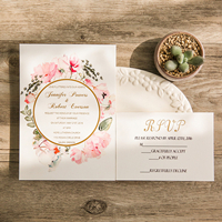 romantic-boho-floral-gold-foil-stamped-wedding-invitations-EWFI018