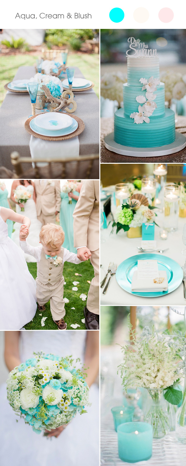 Top 5 Spring and Summer Wedding Color Ideas 2017 ...