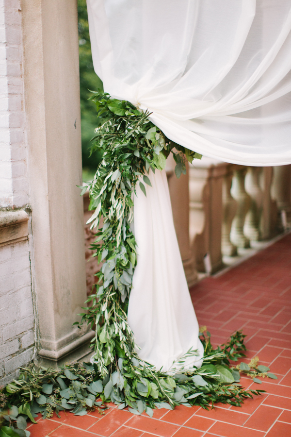 greeneey wedding reception decoration ideas
