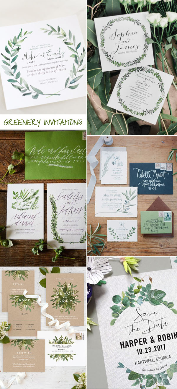 Top 10 Wedding Invitation Trends For 2017 – Elegantweddinginvites ...