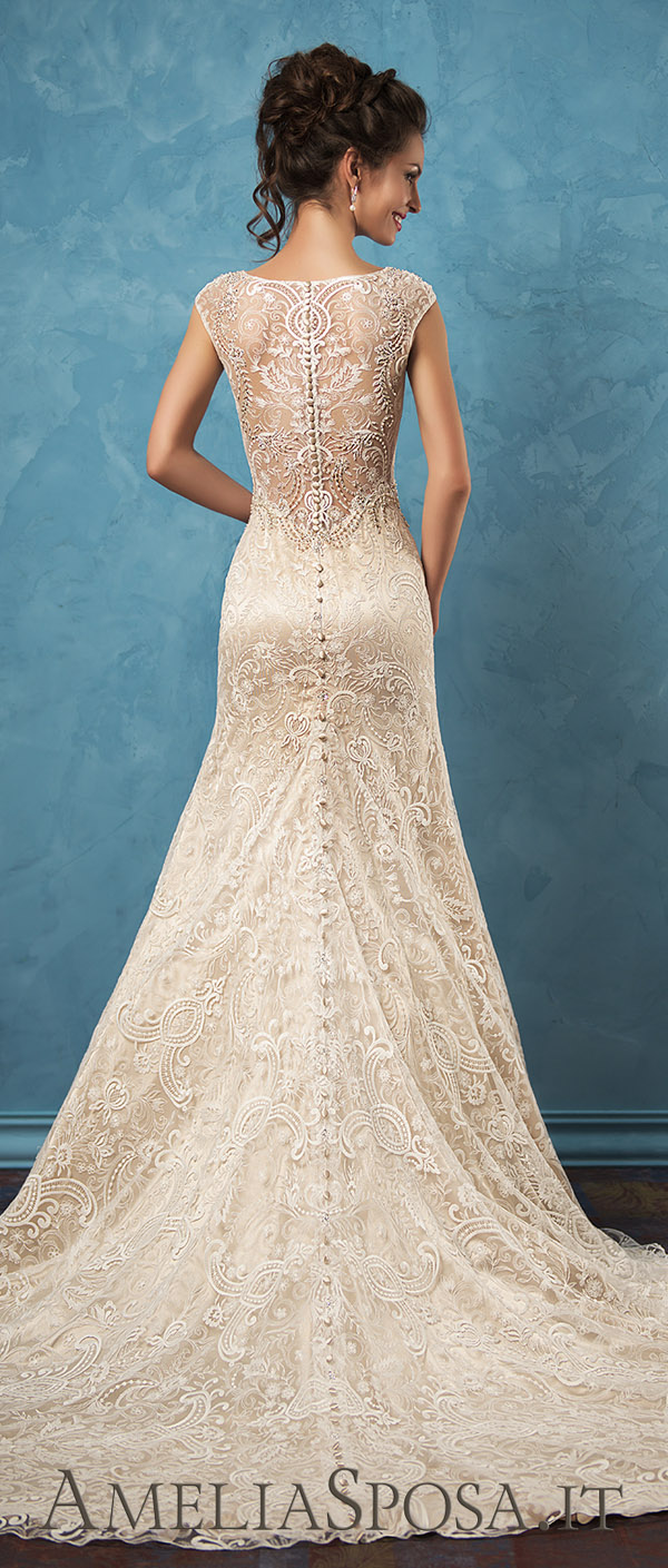 Amelia Sposa Wedding Dresses 2017 Collection