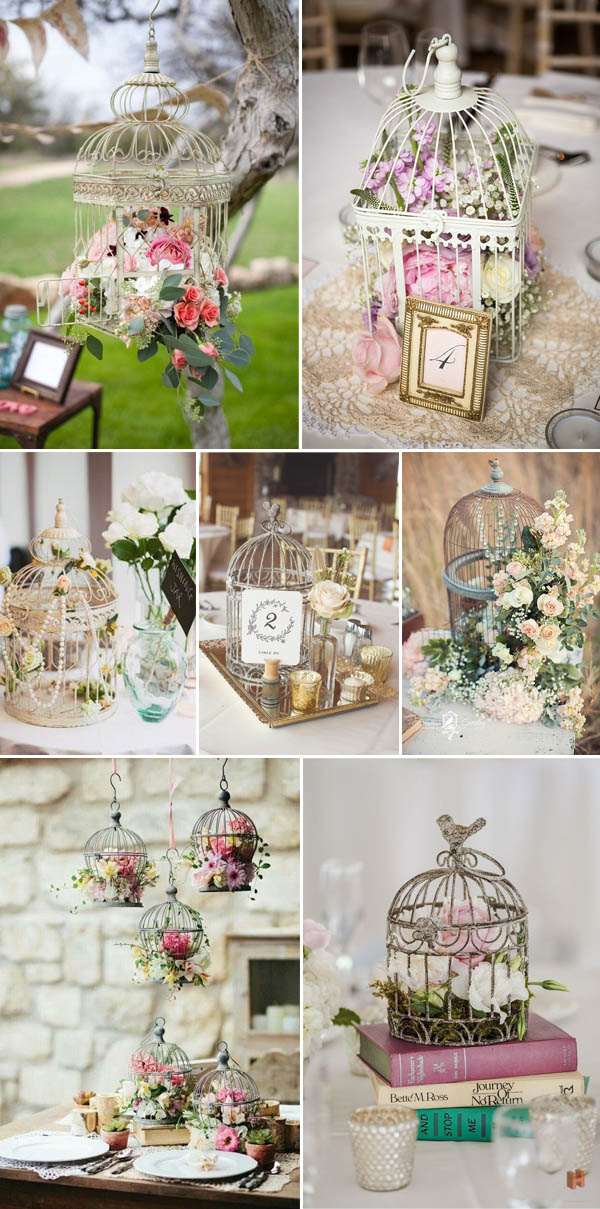 50+ Creative Ideas to add Vintage Charm to Your Wedding Decorations