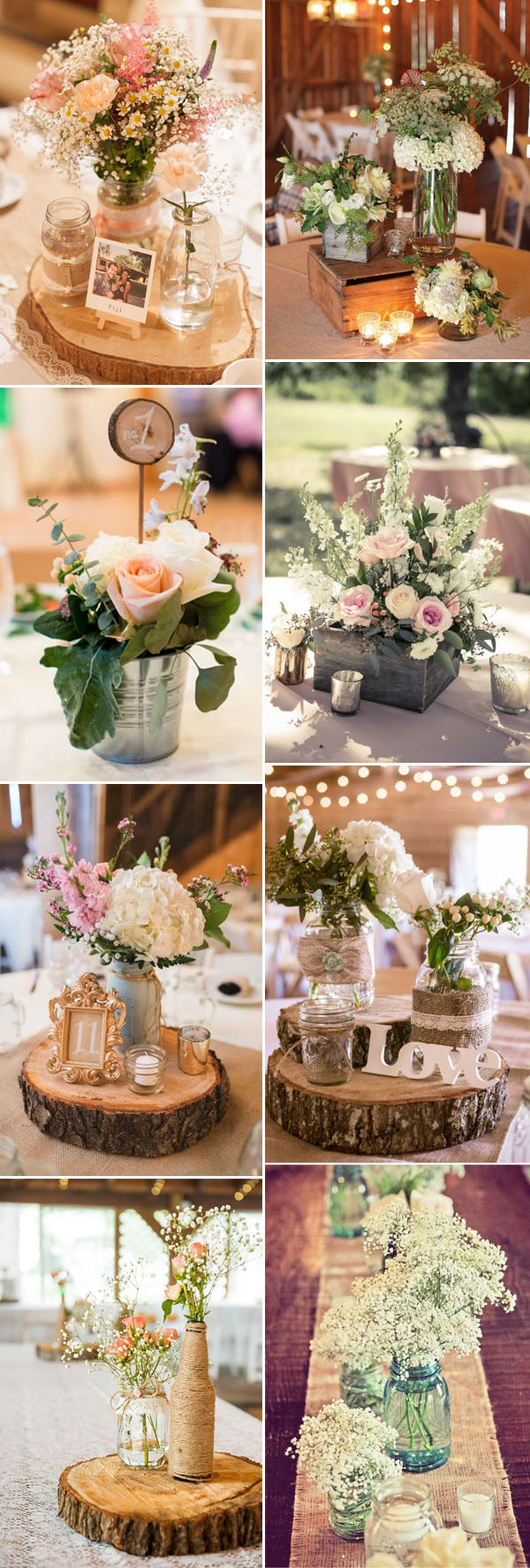 32 Stunning Wedding Centerpieces Ideas – Elegantweddinginvites.com Blog