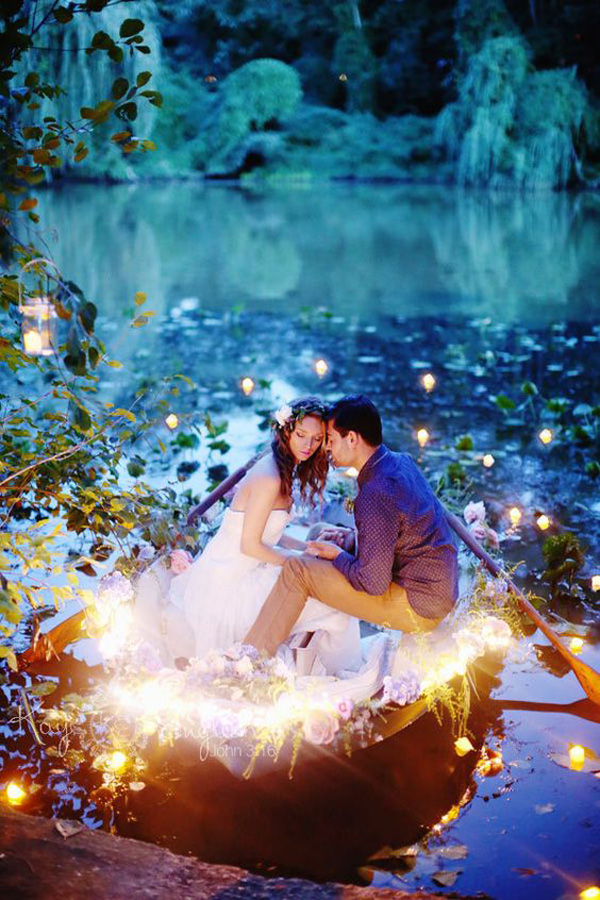 beautiful and amazing wedding ideas with candles