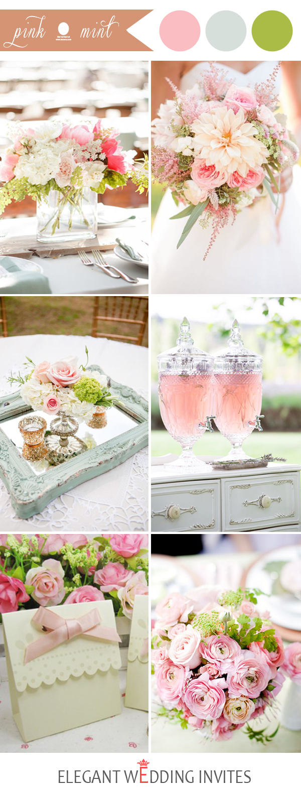 48 Perfect Pink Wedding Color Combination Ideas ...