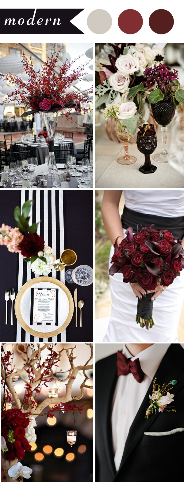 Perfect Burgundy Wedding Themes Ideas For 2017 Elegantweddinginvites Com Blog