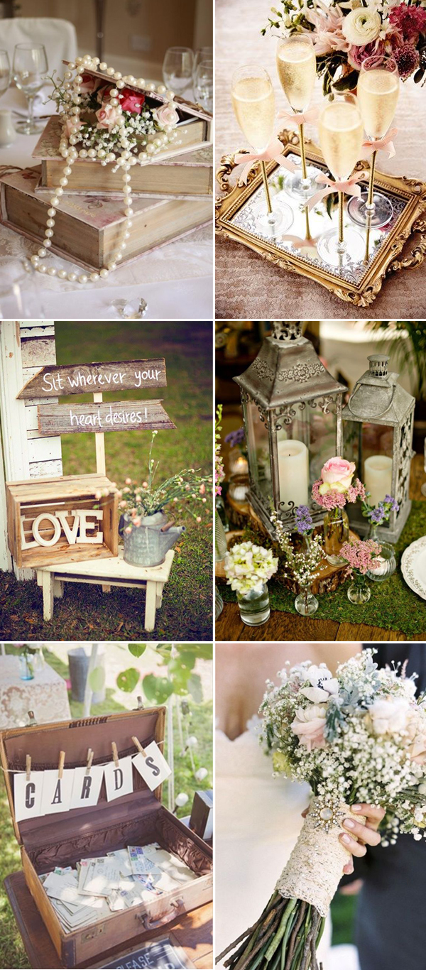 The best wedding themes ideas for 2017 summer vintage wedding themes ideas for 2017 junglespirit Images