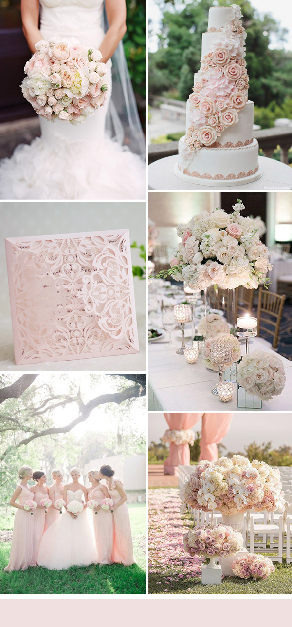 elegant wedding decorations 50 brilliant ideas for glamorous and bling weddings 3863