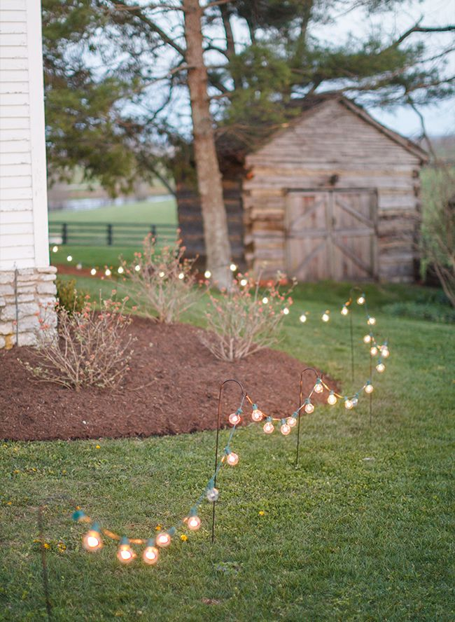 inspiring ideas for your dream backyard wedding