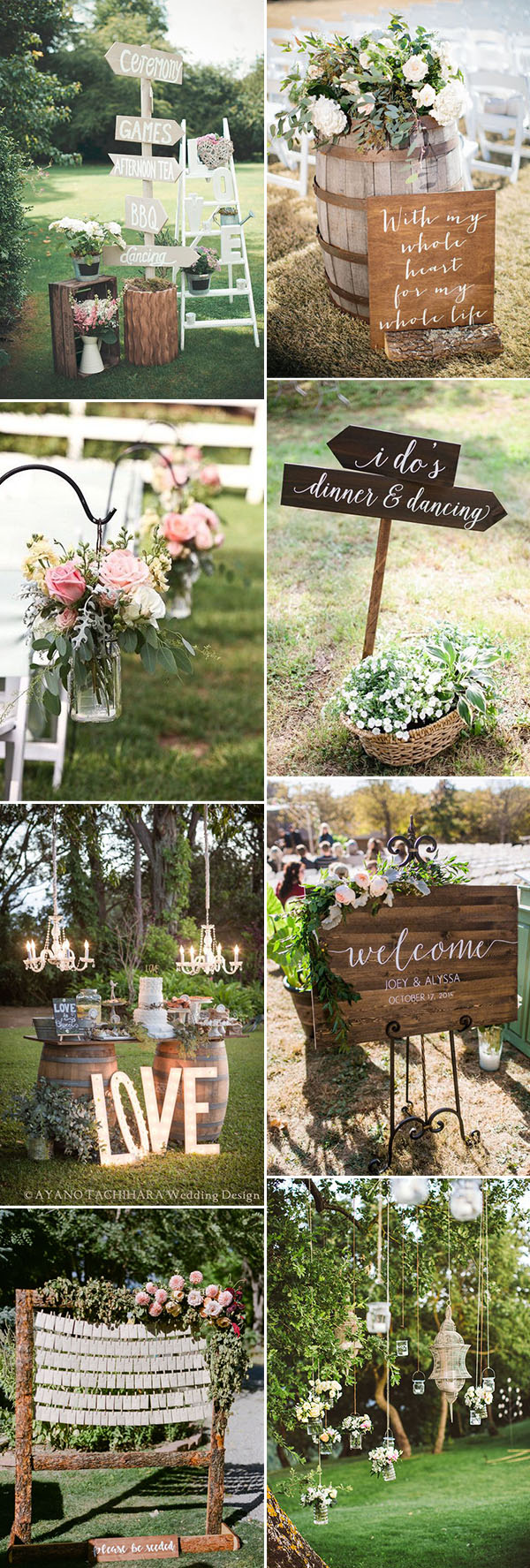 9 Most Inspiring Garden-Inspired Wedding Ideas