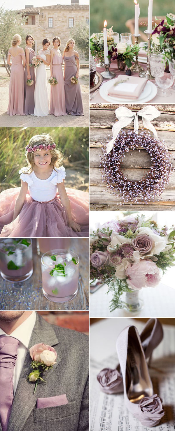 wedding decorations colors 5 fabulous shade of purple wedding color ideas 9095