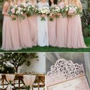 7 Gorgeous Rustic Romantic and Elegant Wedding Ideas & Color Palettes