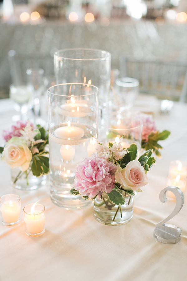 Stunning Pink Wedding Ideas and Invitations With Gold ...