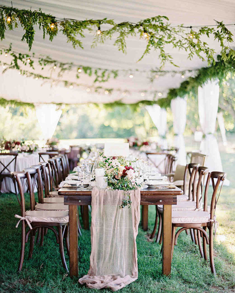 Decorations For Tables Wedding Ideas: 11 Fancy Tented Wedding Decoration Ideas To Stun Your