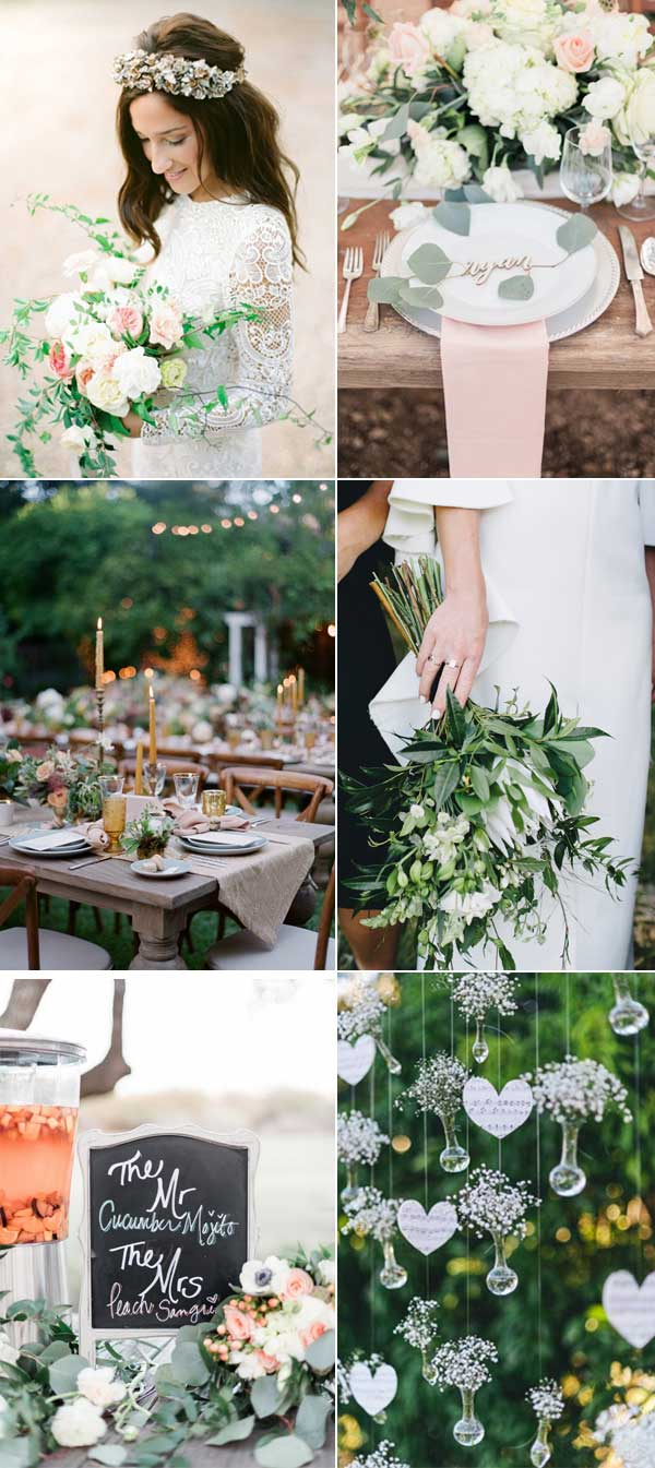 Hottest 30 Garden Wedding Ideas for 2017