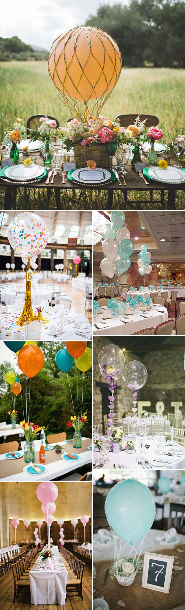 Creative fun ways to incorporate balloons into your