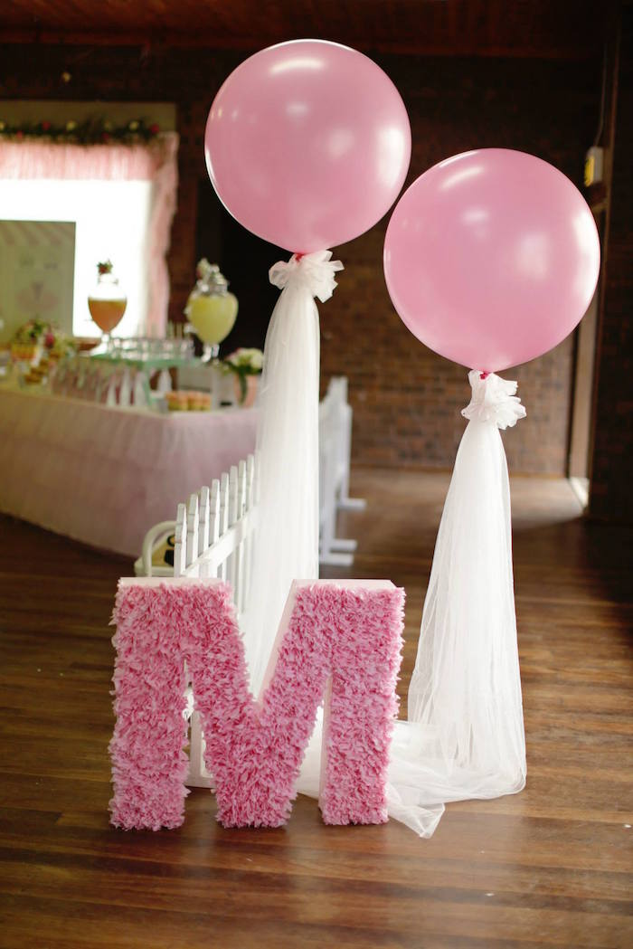 lovely pink wedding reception decorating ideas