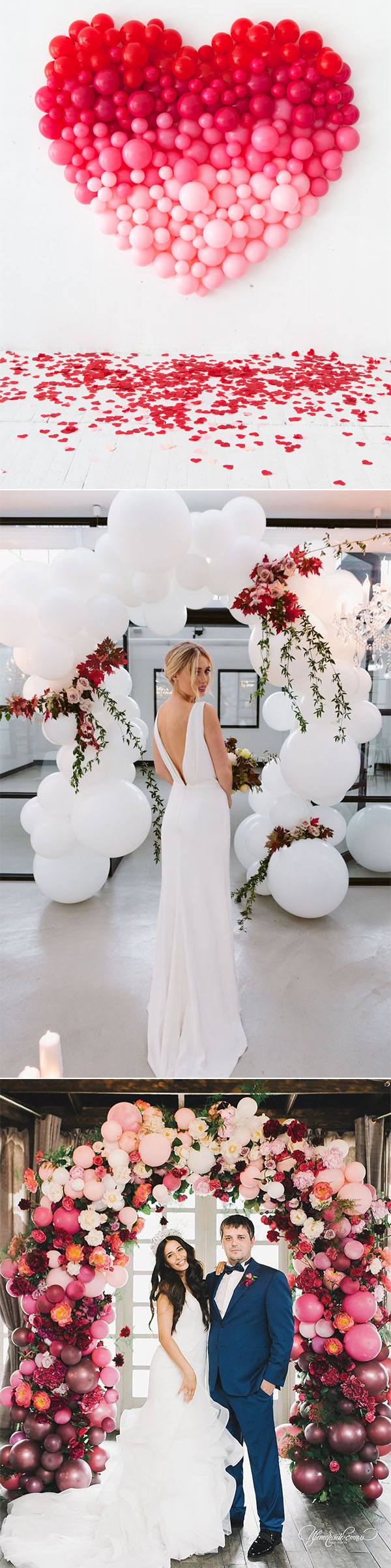 pretty and stylish modern wedding ceremony ideas