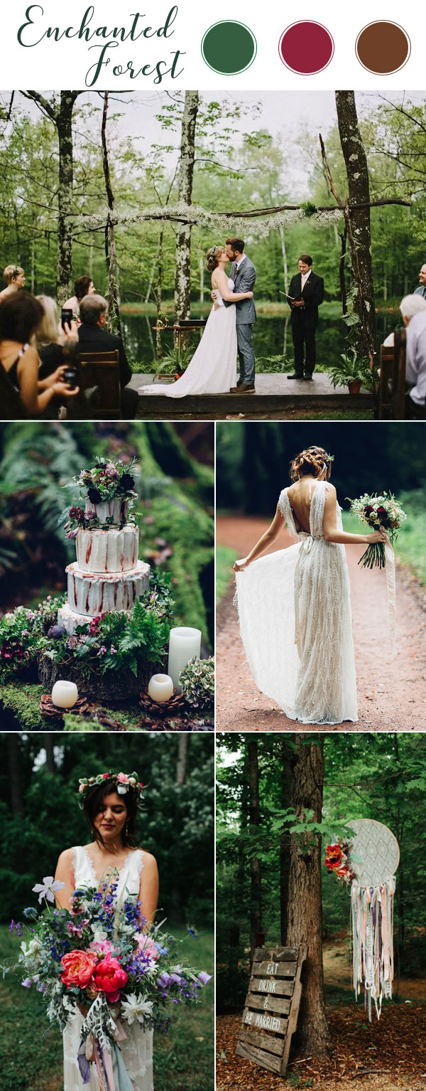 The Hottest 6 Wedding Theme Trends For 2018