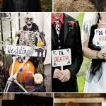 30+ Chic Fun Halloween Wedding Ideas by Theme