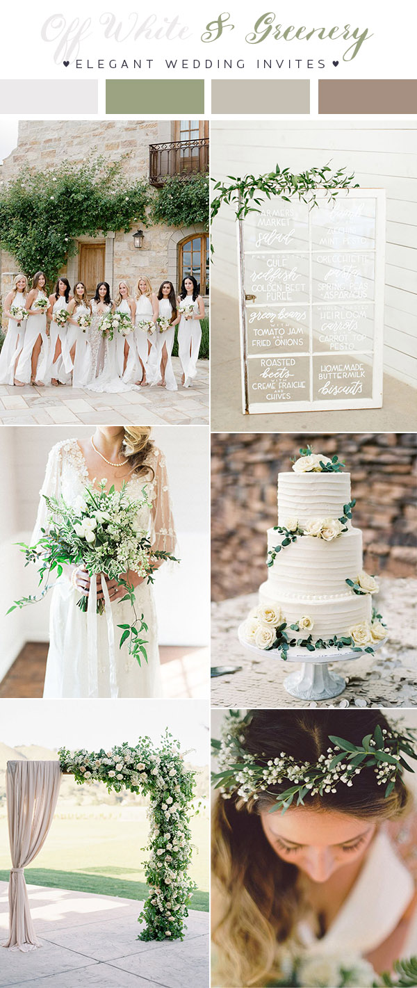 Updated)Top 10 Wedding Color Scheme Ideas for 2018 Trends ...