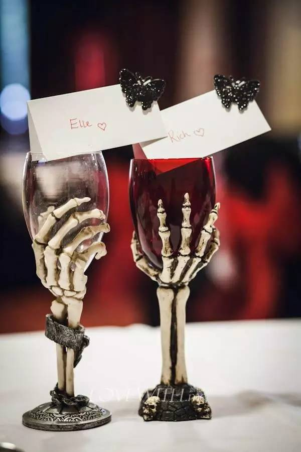 The Best Halloween Wedding Ideas