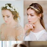20 Drop-dead Bridal Hair Styles & Wedding Accessories Trends for 2018