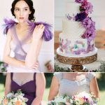 Pantone Royal Lilac - Rich & Bold Color Accents for Your Fall / Winter Weddings
